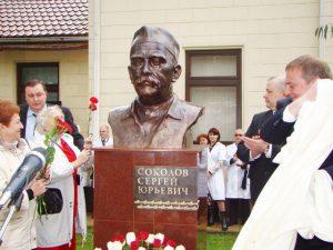 Открытие памятника Соколову, 14.05.2011г (1)